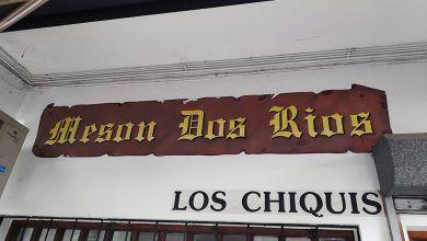 Photo of Menú del Día – Mesón Dos Ríos