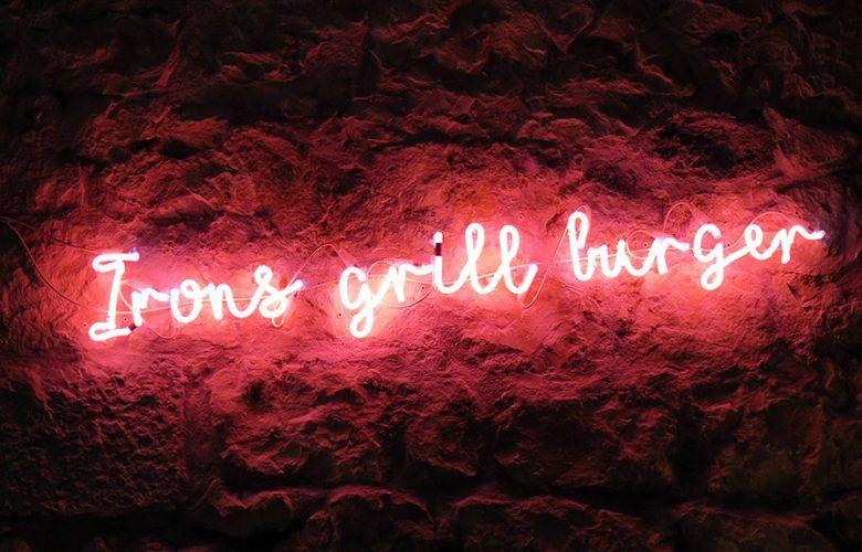 Irons Grill Burger Santander