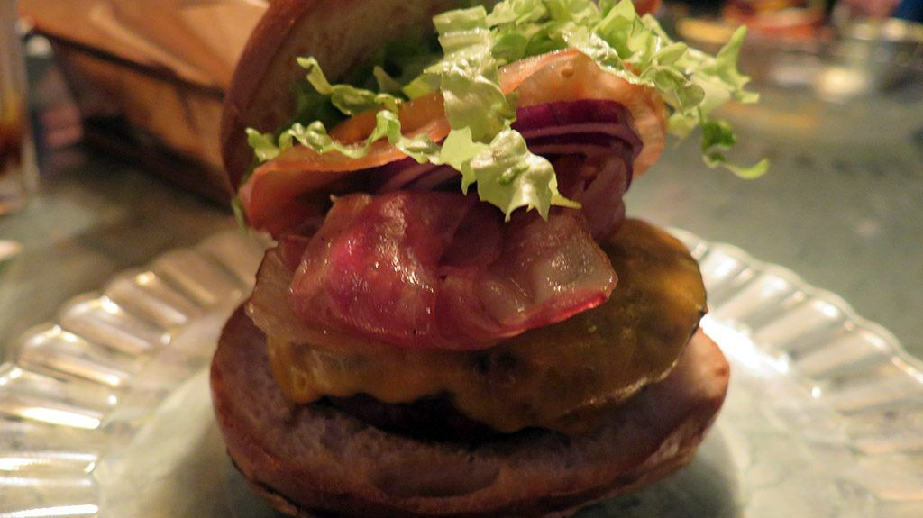 Irons Grill Burger Santander Hamburguesa Irons