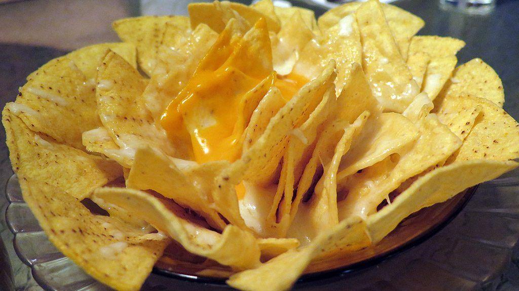 Irons Grill Burger Santander Nachos