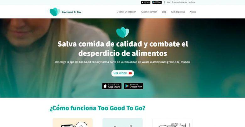 Photo of No desperdiciar la comida – Too Good to Go