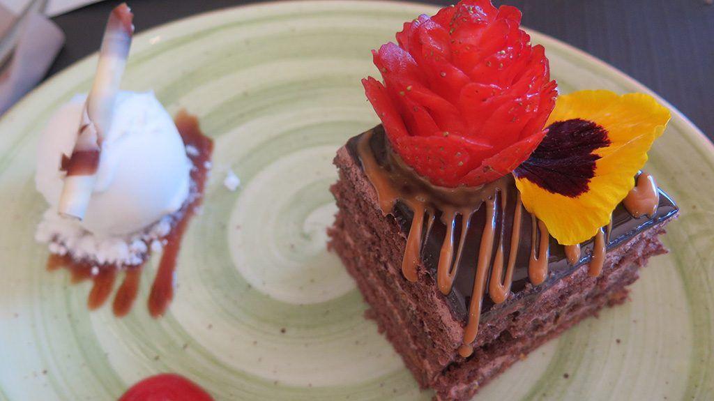 Tarta de Chocolate - De Morro Fino Santander
