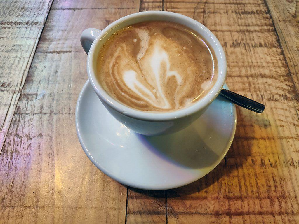 Café La barruca de Calderon