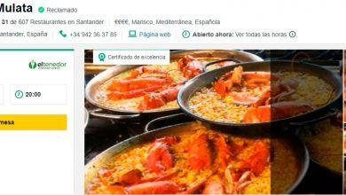 Photo of La brillante contestación del responsable de La Mulata Santander en TripAdvisor