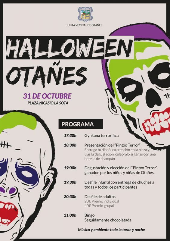 Halloween 2019 - Otañes