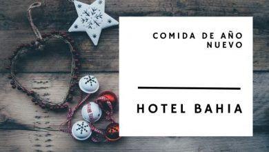 Photo of Comida de Año Nuevo 2020 en Santander – Hotel Bahía