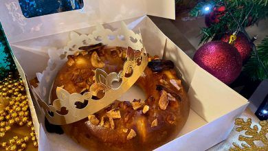 Photo of Roscón de reyes para mascotas – Cuquipet