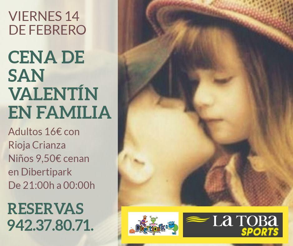 San Valentín 2020 familia en Santander