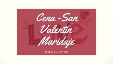 Photo of Cena – Maridaje San Valentín 2020 Santander