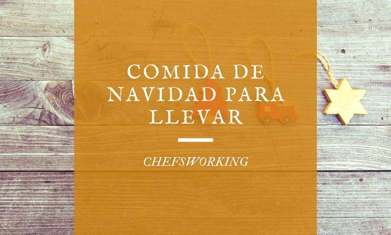 Photo of Comida de Navidad para llevar en Santander – ChefsWorking